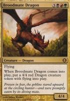 Shards of Alara: Broodmate Dragon