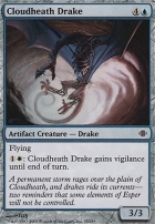 Shards of Alara Foil: Cloudheath Drake