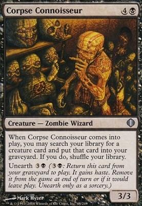 Shards of Alara Foil: Corpse Connoisseur