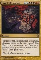 Shards of Alara: Cruel Ultimatum