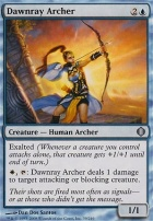 Shards of Alara Foil: Dawnray Archer