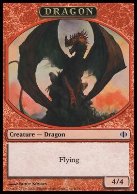 Shards of Alara: Dragon Token