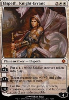 Shards of Alara Foil: Elspeth, Knight-Errant
