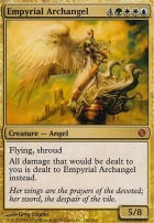 Shards of Alara Foil: Empyrial Archangel