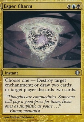 Shards of Alara: Esper Charm