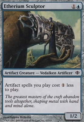 Shards of Alara: Etherium Sculptor