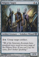 Shards of Alara: Filigree Sages