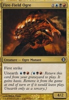 Shards of Alara: Fire-Field Ogre