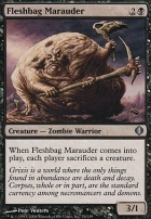 Shards of Alara: Fleshbag Marauder