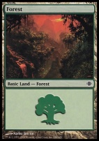 Shards of Alara: Forest (246 A)