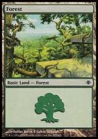 Shards of Alara: Forest (247 B)