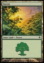 Shards of Alara: Forest (248 C)