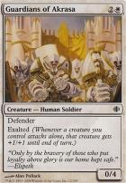Shards of Alara: Guardians of Akrasa
