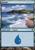 Shards of Alara: Island (234 A)