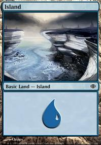 Shards of Alara: Island (235 B)