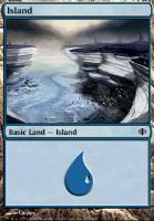 Shards of Alara: Island (235 B)