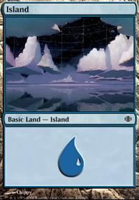 Shards of Alara: Island (236 C)