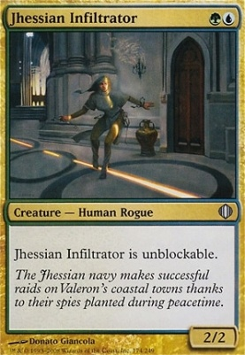 Shards of Alara: Jhessian Infiltrator
