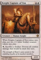 Shards of Alara: Knight-Captain of Eos