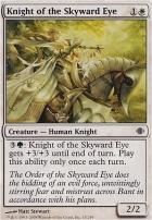 Shards of Alara Foil: Knight of the Skyward Eye