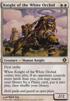 Shards of Alara: Knight of the White Orchid