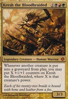 Shards of Alara: Kresh the Bloodbraided