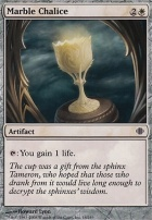 Shards of Alara Foil: Marble Chalice