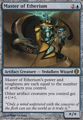 Shards of Alara: Master of Etherium