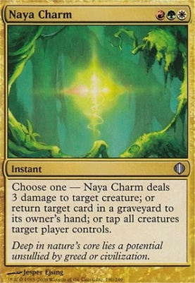 Shards of Alara: Naya Charm