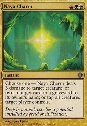 Shards of Alara: Naya Charm