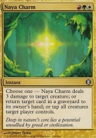 Shards of Alara Foil: Naya Charm