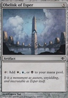 Shards of Alara: Obelisk of Esper