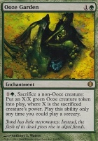 Shards of Alara Foil: Ooze Garden