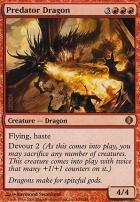 Shards of Alara Foil: Predator Dragon