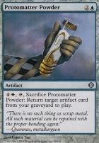 Shards of Alara Foil: Protomatter Powder