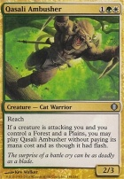 Shards of Alara Foil: Qasali Ambusher