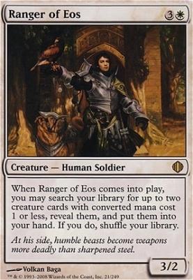 Shards of Alara: Ranger of Eos