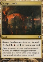 Shards of Alara Foil: Savage Lands