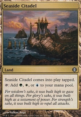 Shards of Alara: Seaside Citadel