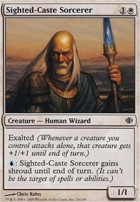Shards of Alara: Sighted-Caste Sorcerer