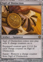 Shards of Alara: Sigil of Distinction