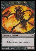 Shards of Alara: Skeleton Token