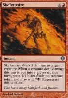 Shards of Alara Foil: Skeletonize