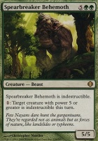 Shards of Alara: Spearbreaker Behemoth