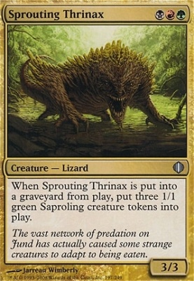 Shards of Alara: Sprouting Thrinax