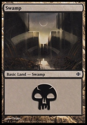 Shards of Alara: Swamp (238 A)