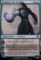 Shards of Alara: Tezzeret the Seeker