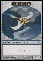 Shards of Alara: Thopter Token