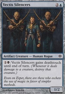 Shards of Alara: Vectis Silencers