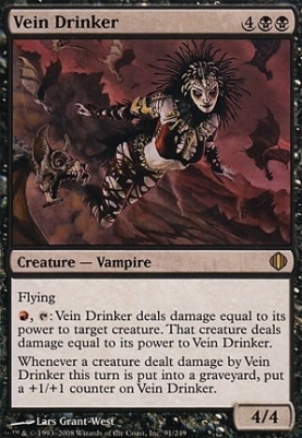 Shards of Alara Foil: Vein Drinker